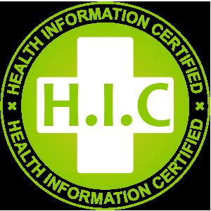 Health Information Certified