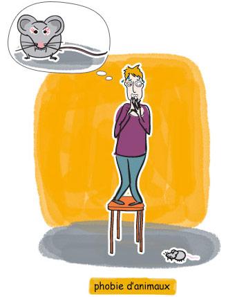 Phobies spécifiques : situations et objets phobogènes