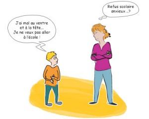 Phobie sociale chez l'enfant
