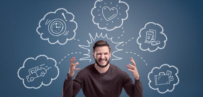 Que se passe t-il dans un cerveau soumis au stress chronique ?