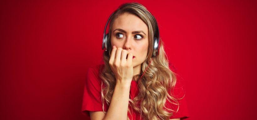 Anxiété : Quand la musique est bonne !